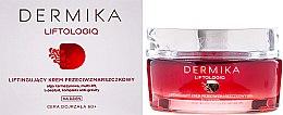 Düfte, Parfümerie und Kosmetik Anti-Falten Liftingcreme für das Gesicht - Dermika Liftologiq Cream 60+