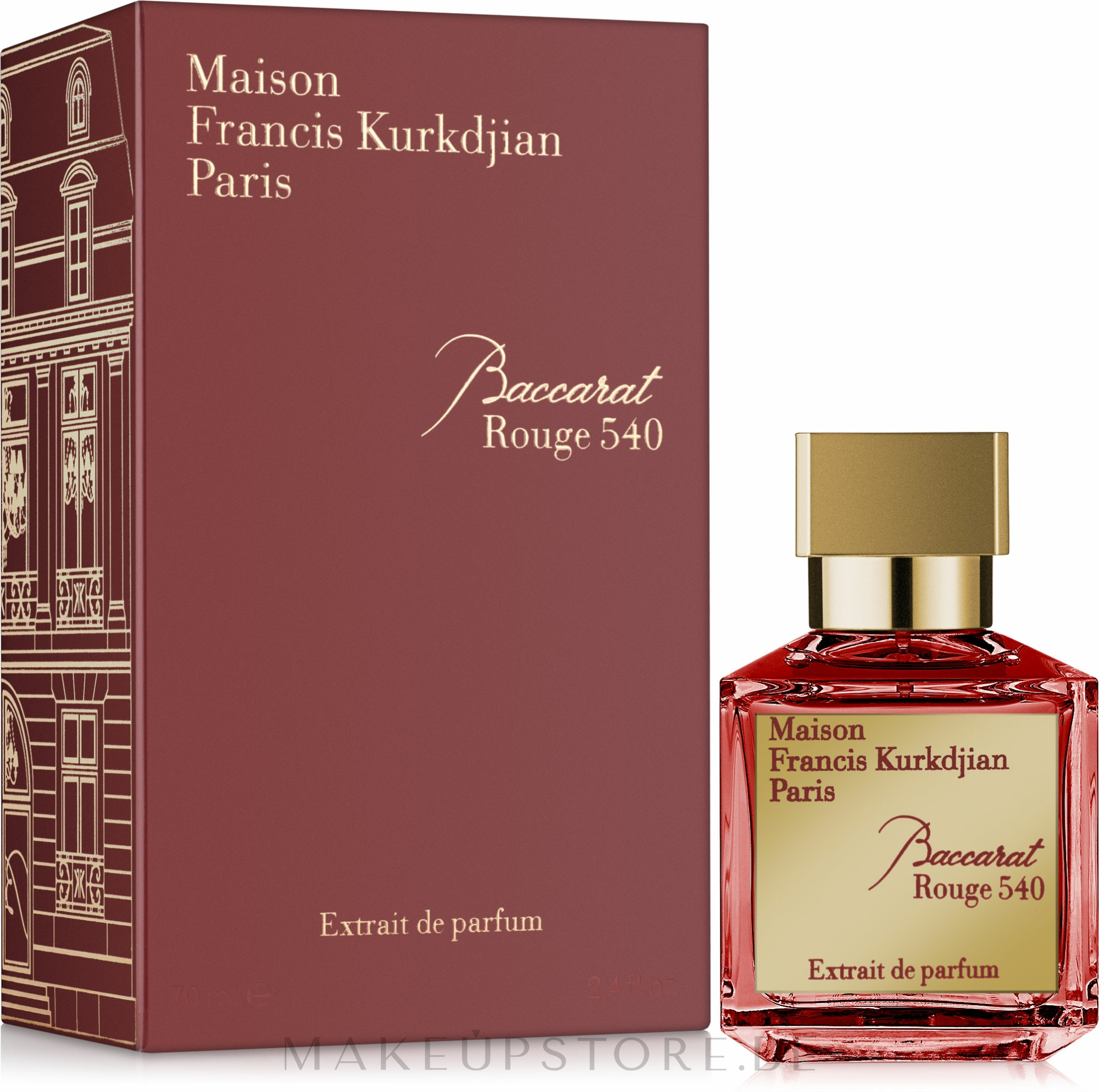 Maison Francis Kurkdjian Baccarat Rouge 20 Extrait de Parfum