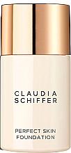 Düfte, Parfümerie und Kosmetik Leichte Foundation mit Satin-Finish - Artdeco Claudia Schiffer Perfect Skin Foundation