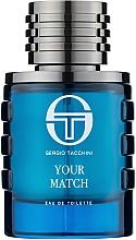 Düfte, Parfümerie und Kosmetik Sergio Tacchini Your Match - Eau de Toilette
