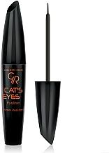 Düfte, Parfümerie und Kosmetik Eyeliner - Golden Rose Cat's Eyes Eyeliner