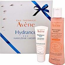 Düfte, Parfümerie und Kosmetik Gesichtspflegeset - Avene Hydrance (Gesichtscreme 40ml + Gesichtslotion-Tonikum 200ml)