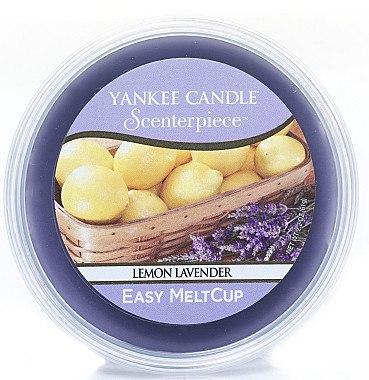 Tart-Duftwachs Lemon Lavender - Yankee Candle Lemon Lavender Melt Cup — Bild N1