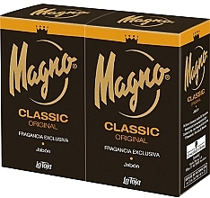 Düfte, Parfümerie und Kosmetik Körperpflegeset - Marine Magno Classic Bar Soap (Körperseife 2x125g)