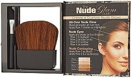 Make-up Set - Physicians Formula Shimmer Strips All-In-1 Custom Nude Palette For Face & Eyes — Bild N5