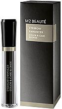 Düfte, Parfümerie und Kosmetik Gel für Augenbrauen - M2Beaute Eyebrow Enhancer Color & Care