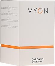 Düfte, Parfümerie und Kosmetik Regenerierende Creme für die Augenpartie - Vyon Cell Guard Eye Cream