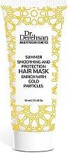 Düfte, Parfümerie und Kosmetik Glättende und schützende Haarmaske mit Goldpartikeln - Hristina Cosmetics Dr. Derehsan Summer Protection Hair Mask