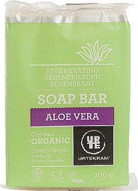 Seife Aloe Vera - Urtekram Regenerating Aloe Vera Soap — Bild N1