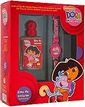 Düfte, Parfümerie und Kosmetik Marmol & Son Dora the Explorer - Duftset (Eau de Toilette 50ml + Armbanduhr)