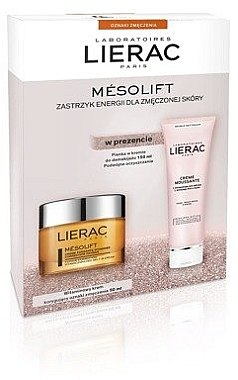 Gesichtspflegeset - Lierac Mesolift (Gesichtscreme 50ml + Creme-Schaum 150ml) — Bild N1
