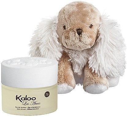 Kaloo Kaloo Les Amis - Kosmetikset (Eau de Senteur/100ml + Hund Kuscheltier) — Bild N2