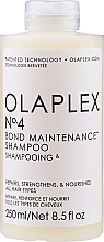 Düfte, Parfümerie und Kosmetik Regenerierendes Shampoo für alle Haartypen - Olaplex Professional Bond Maintenance Shampoo №4