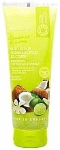Düfte, Parfümerie und Kosmetik Körperpeeling mit Kokosnuss und Limette - Grace Cole Fruit Works Coconut & Lime Body Scrub