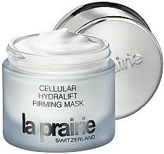 Düfte, Parfümerie und Kosmetik Feuchtigkeitsspendende und straffende Gesichtsmaske gegen Rötungen - La Prairie Cellular Hydralift Firming Mask