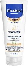 Düfte, Parfümerie und Kosmetik Nährende Körpermilch mit Cold Cream für Babys und Kinder - Mustela Bebe Nourishing Lotion with Cold Cream