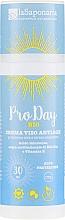 Düfte, Parfümerie und Kosmetik Anti-Aging Tagescreme für sensible Haut LSF 30 - La Saponaria Pro Day SPF30
