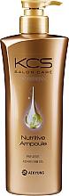 Düfte, Parfümerie und Kosmetik Nährender Conditioner für trockenes und strapaziertes Haar - KCS Salon Care Nutritive Ampoule Conditioner