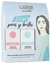 Düfte, Parfümerie und Kosmetik Gsichtspflegeset - Lullage Acnexpert Stop Poros & Brillos Lote (Serum 50ml + Gesichtscreme 30ml)