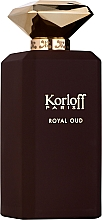 Düfte, Parfümerie und Kosmetik Korloff Paris Royal Oud - Eau de Parfum