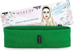 Düfte, Parfümerie und Kosmetik Haarband Be Beauty grün - MakeUp