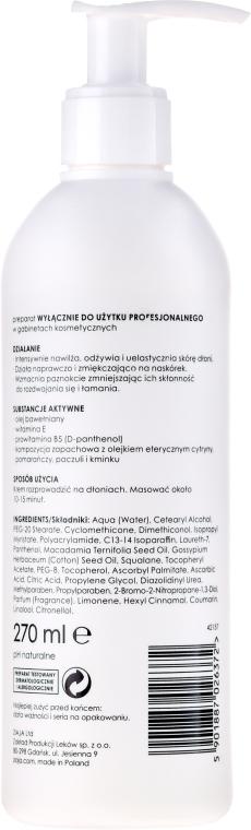 Massagecreme-Balsam für Hände und Nägel - Ziaja Pro Cream-Conditioner For Hand and Nail Massage — Bild N2