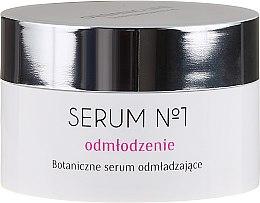Verjüngendes Gesichtsserum - Organic Life Dermocosmetics Serum №1 Rejuvenation — Bild N2