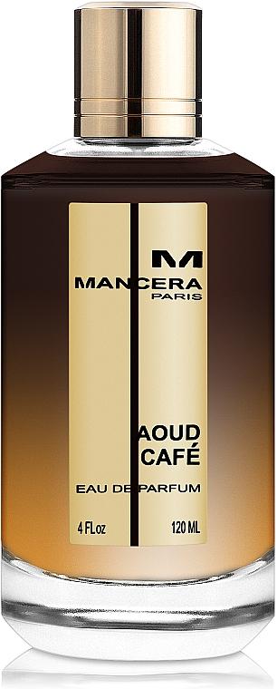 Mancera Aoud Café - Eau de Parfum