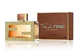 Düfte, Parfümerie und Kosmetik Fendi Fan di Fendi Leather Essence - Eau de Parfum