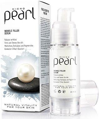 Regenerierendes und feuchtigkeitsspendendes Gesichtsserum mit Mikroperlenpulver - Diet Esthetic Micro Pearl Serum — Bild N1