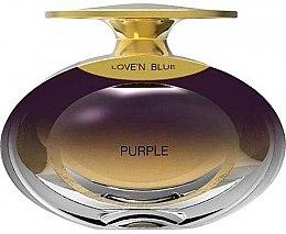 Düfte, Parfümerie und Kosmetik Palquis Love`N Blue Purple - Eau de Parfum