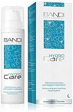 Düfte, Parfümerie und Kosmetik Feuchtigkeitsspendende und beruhigende Nachtcreme - Bandi Professional Hydro Care Moisturizing And Soothing Sleeping Pack