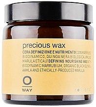 Düfte, Parfümerie und Kosmetik Nährendes Haarstylingwachs - Rolland Oway Preshes Vex