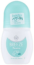 Düfte, Parfümerie und Kosmetik Breeze Neutro Deodorant Roll-On - Deo Roll-on