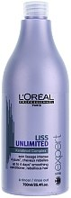Düfte, Parfümerie und Kosmetik Glättender Conditioner für widerspenstiges Haar mit Keratinöl - L'Oreal Professionnel Liss Unlimited Conditioner