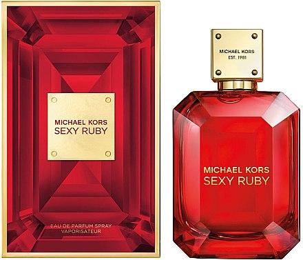 Michael Kors Sexy Ruby - Eau de Parfum — Bild N1