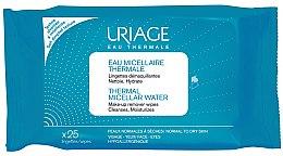 Düfte, Parfümerie und Kosmetik Feuchte Tücher mit Mizellenwasser 25 St. - Uriage Eau Micellaire Thermale Make-up Remover Wipes