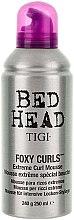 Düfte, Parfümerie und Kosmetik Mousse für intensive Locken-Stylings - Tigi Bed Head Foxy Curls Extreme Curl Mousse