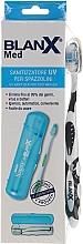 Düfte, Parfümerie und Kosmetik Zahnpflegeset - BlanX Med UV (Zahnbürstenetui 1 St. + Zahnbürste 1 St.)
