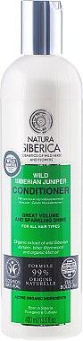 Haarspülung mit Minzöl und Sibirischem Wacholder - Natura Siberica Cosmos Natural — Bild N1