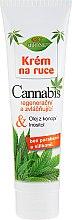 Düfte, Parfümerie und Kosmetik Handcreme mit Hanföl - Bione Cosmetics Cannabis Hand Cream