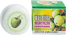 Düfte, Parfümerie und Kosmetik Lippenbalsam mit einem grünen Apfel - Kosmed Flavored Jelly Green Apple