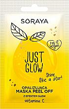 Düfte, Parfümerie und Kosmetik Peelingmaske für das Gesicht mit Glow-Effekt - Soraya Just Glow