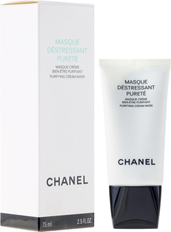 Reinigende Anti-Stress Maske - Chanel Precision Masque Destressant Purete — Bild N1