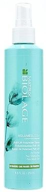 Volumengebendes Ansatzspray für feines und kraftloses Haar - Biolage Volumebloom Spray de Volumen Full-Lift — Bild N1