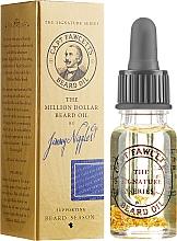 Bartöl - Captain Fawcett The Million Dollar Beard Oil by Jimmy Niggles — Bild N1