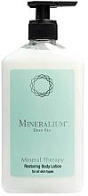 Düfte, Parfümerie und Kosmetik Regenerierende Körperlotion - Minerallium Mineral Therapy Restoring Body Lotion