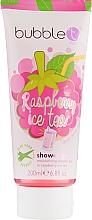 Düfte, Parfümerie und Kosmetik Duschgel Raspberry Ice Tea - Bubble T Raspberry Ice Tea Shower Gel