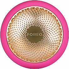 Düfte, Parfümerie und Kosmetik UFO-Beauty-Gerät Fuchsia mit Led-thermoaktivierende Smart-Maske - Foreo UFO Smart Mask Treatment Device Fuchsia