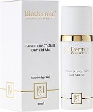 Düfte, Parfümerie und Kosmetik Tagescreme mit Kaviarextrakt - BioDermic Caviar Extract Day Cream